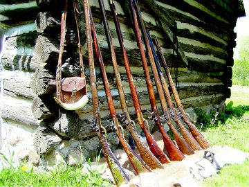 Pecatonica River Long Rifle Supply