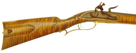Transitional Kentucky Rifle